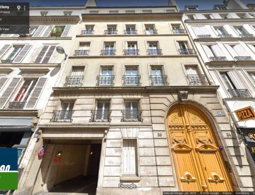 Rue de Clichy (75)